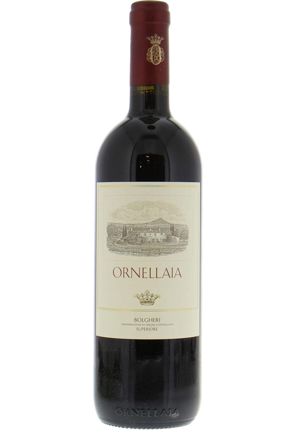 """<p>wine.com</p><p><strong>$569.97</strong></p><p><a href=""""https://go.redirectingat.com?id=74968X1596630&url=https%3A%2F%2Fwww.wine.com%2Fproduct%2Fornellaia-15-liter-magnum-2016%2F523180&sref=https%3A%2F%2Fwww.townandcountrymag.com%2Fstyle%2Fmens-fashion%2Fnews%2Fg2335%2Fbest-fathers-day-gifts%2F"""" rel=""""nofollow noopener"""" target=""""_blank"""" data-ylk=""""slk:Shop Now"""" class=""""link rapid-noclick-resp"""">Shop Now</a></p><p>If your father is a wine collector, you might want to steer him toward a magnum. Not only does wine age more slowly in the larger format, it's also just more fun to pour from the bottle.</p>"""