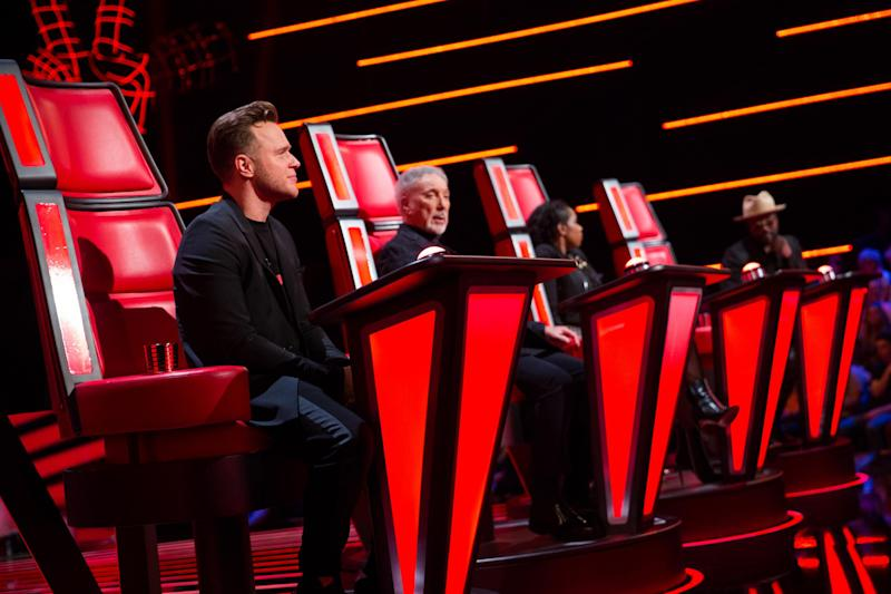 Last chance: The blind auditions end this week: ITV