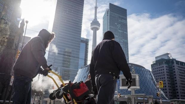 Toronto's extreme cold weather alert to end after freezing cold night