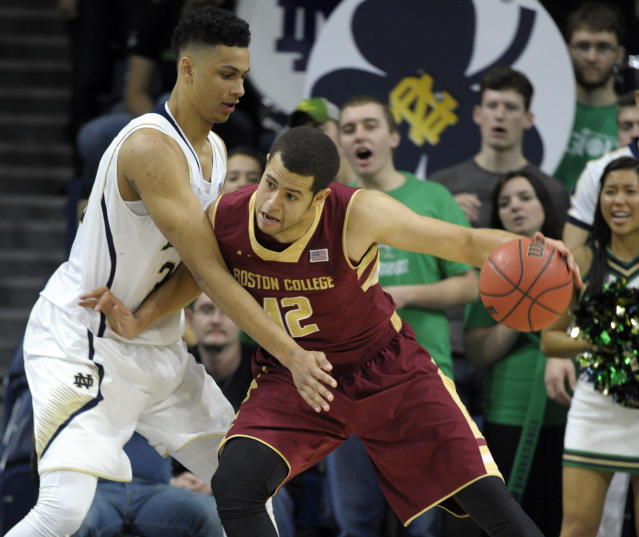 Arizona lands coveted Boston College transfer Ryan Anderson