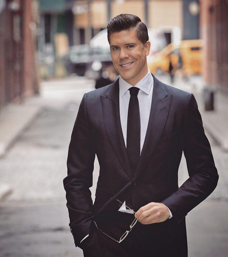 Fredrik is one of the most successful real-estate brokers in New York City. Source: Supplied