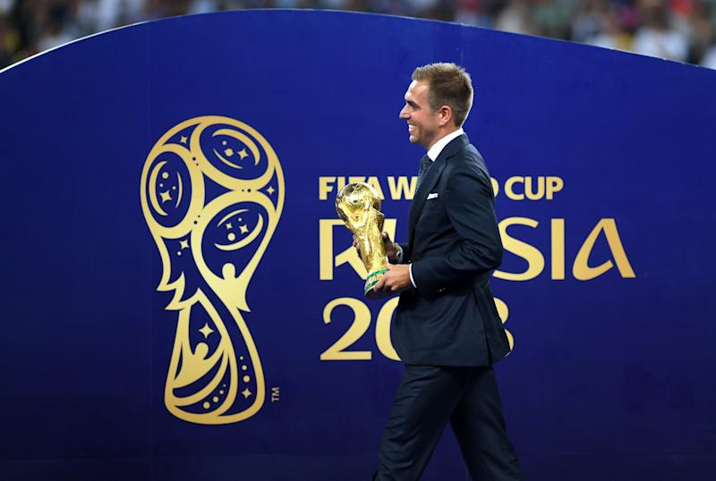 German World Cup winner Philipp Lahm credits 'team spirit' for England's semi-final run in Russia