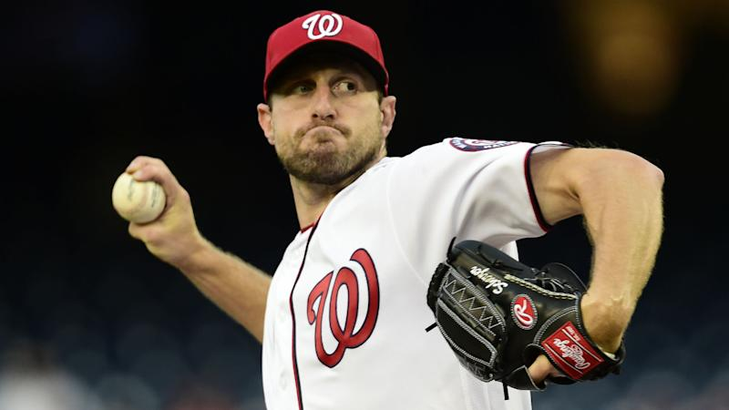 Nationals' Max Scherzer leaves start vs. Mets after one inning with leg ailment