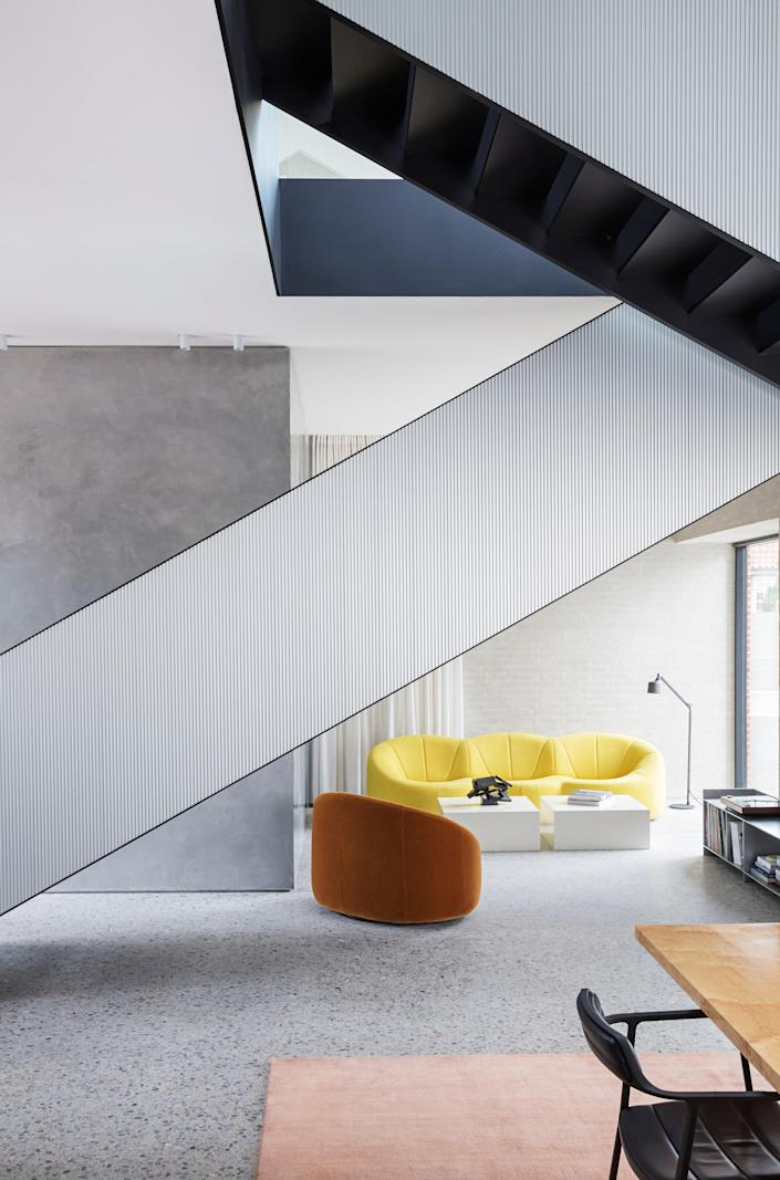 Vipp Chimney House, boutique lodgings in Copenhagen designed by Thulstrup.