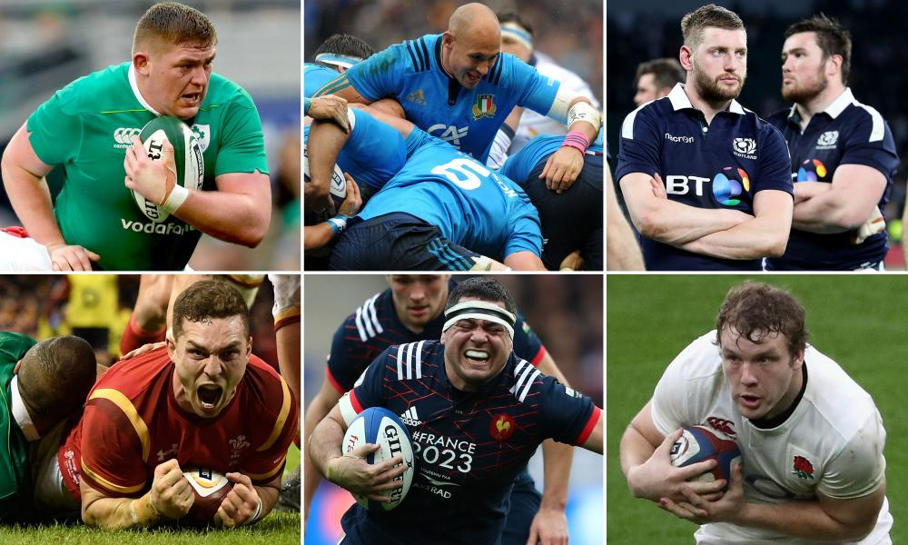 Six Nations highs and lows composite