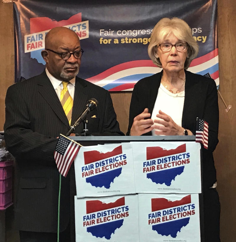 Voting rights groups' lawsuit against Ohio heads to trial