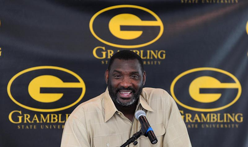 Grambling fires head football coach Doug Williams