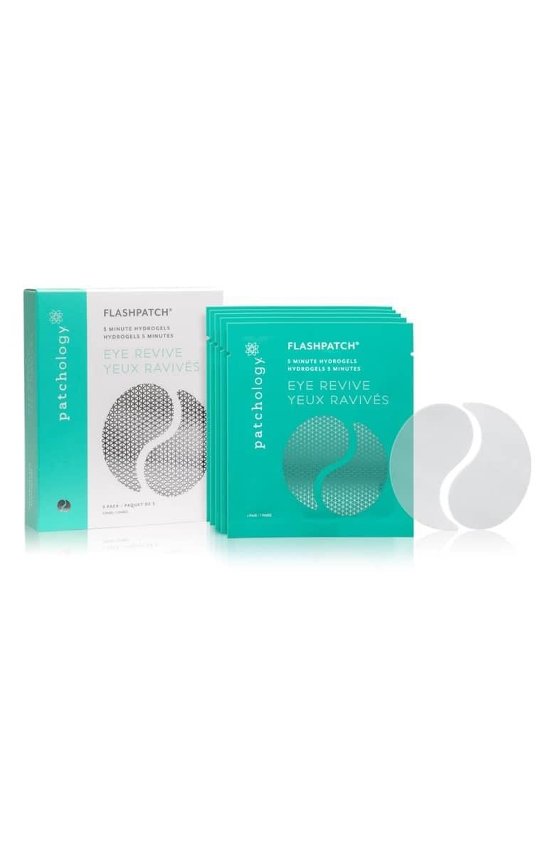 <p>In the time it took you to read this article, you could have been giving your undereyes some TLC with these <span>Patchology FlashPatch Rejuvenating 5-Minute Eye Gels</span> ($15). Pop these on while you're watching tv or working from home.</p>