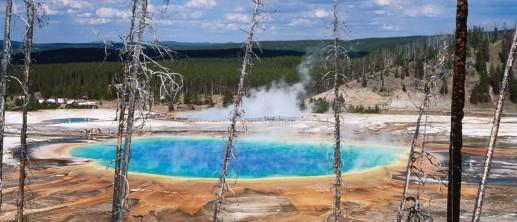 Supervolcano In Yellowstone Turns Roads 'Into Soup'