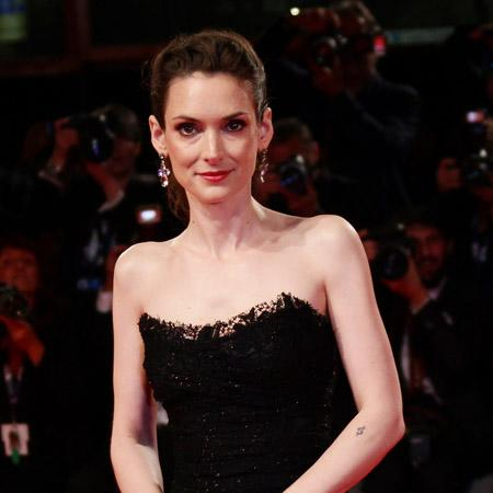 Winona Ryder: I'm so fortunate