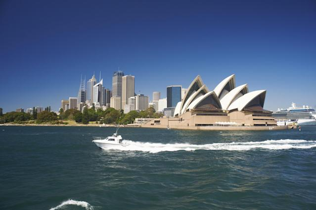 <p><strong>No. 1: Sydney, Australia</strong><br>Pulse Score: 82.29<br>(Getty) </p>