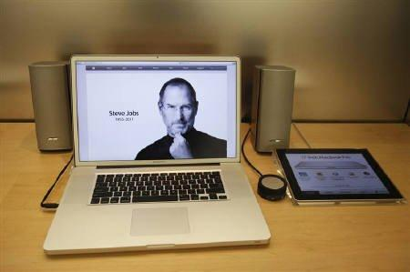 """OBITUARY -             Steve Jobs             """"may never be equaled"""""""