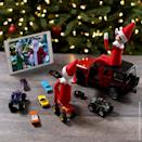 """<p>Set up your iPad to play your child's favorite holiday movie for an elf-sized drive-in experience.</p><p><em><a href=""""https://elfontheshelf.com/elf-ideas/drive-in-movie/"""" rel=""""nofollow noopener"""" target=""""_blank"""" data-ylk=""""slk:See more at Elf on the Shelf »"""" class=""""link rapid-noclick-resp"""">See more at Elf on the Shelf »</a></em></p>"""