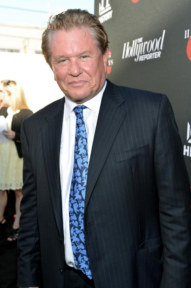"Tom Berenger attends a special screening of ""Hatfields & McCoys"" hosted by The History Channel at Milk Studios on May 21, 2012 in Hollywood, California."
