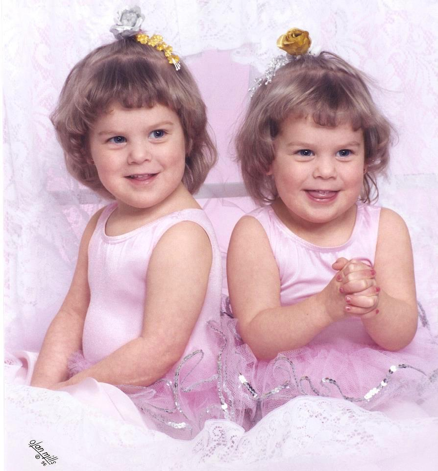 Anderson twins | Courtesy Anderson Family