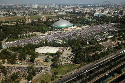 <p>Pope in Chile seeks forgiveness for sex abuse scandals</p>