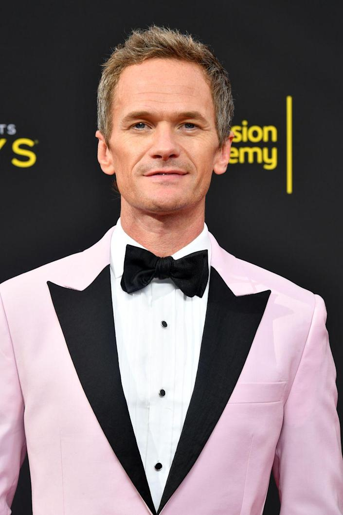 """<p>Now: From Count Olaf in A Series of Unfortunate Events to Barney Stintson in How I Met Your Mother to Doogie Howser, M.D., Harris has had quite a career. Even though television is his most popular medium, the actor has peppered <a href=""""https://www.imdb.com/name/nm0000439/"""" rel=""""nofollow noopener"""" target=""""_blank"""" data-ylk=""""slk:film roles"""" class=""""link rapid-noclick-resp"""">film roles</a> throughout his 30 year career. And let's not forget his impressive musical theater roster.</p>"""