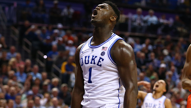 We all know Zion Williamson is going first overall on June 20. And if the Bulls are lucky enough to win the NBA Draft Lottery on May 14, here's what they'd be getting in the latest franchise-altering talent.