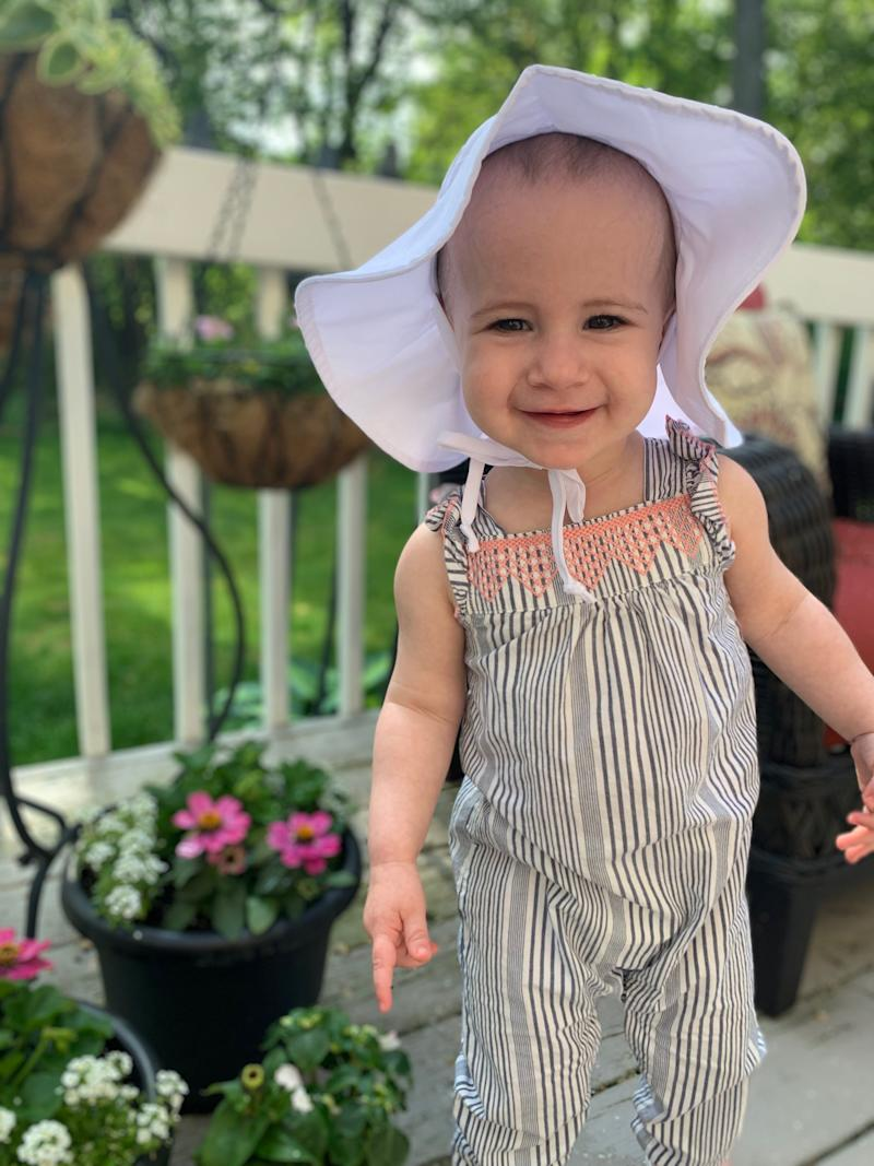 Chloe Wiegand, 1, died July 7, 2019, in San Juan, Puerto Rico, after falling from a Royal Caribbean cruise ship.