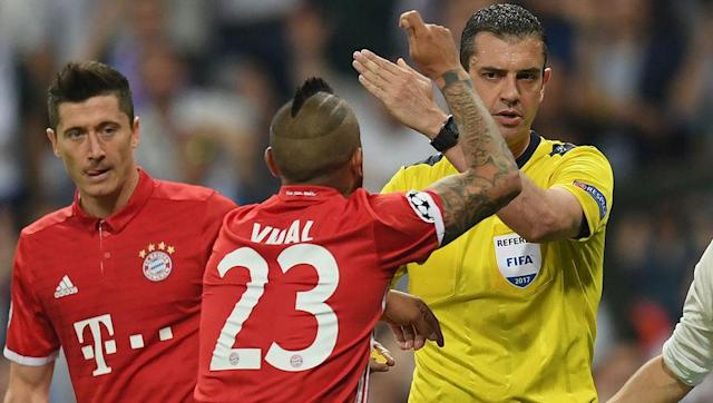 Hungarian referee Viktor Kassai made a number of game-changing decisions in Tuesday's Champions League second leg clash between Real Madrid and Bayern Munich. Many of these decisions turned out to be incorrect ones, with the most memorable coming on the 84th minute as midfielder, Arturo Vidal, was wrongly dismissed from the game, effectively killing the tie. Following this ludicrous decision, Kassai followed up by allowing two offside Real Madrid goals to go completely under the radar and once...