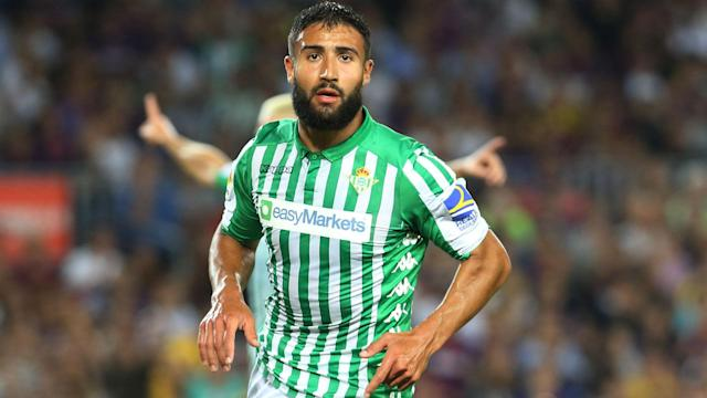 Despite previously being linked with some of the world's biggest clubs, Nabil Fekir says he had no doubts about joining Real Betis.