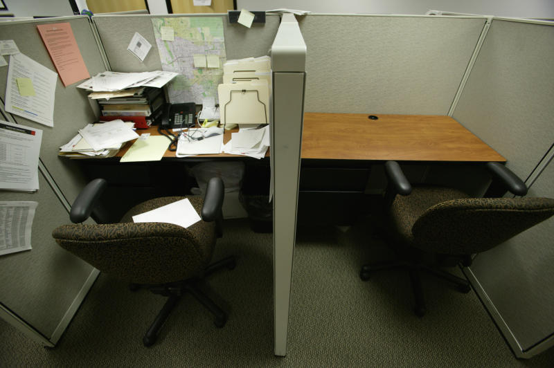 Contrasting Cubicles