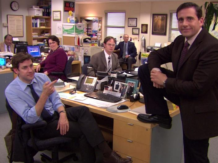 """""""The Office."""""""