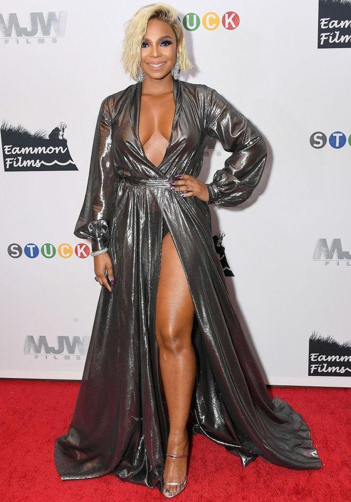 Ashanti at the NYC premiere of her filmStuck | Michael Loccisano/Getty
