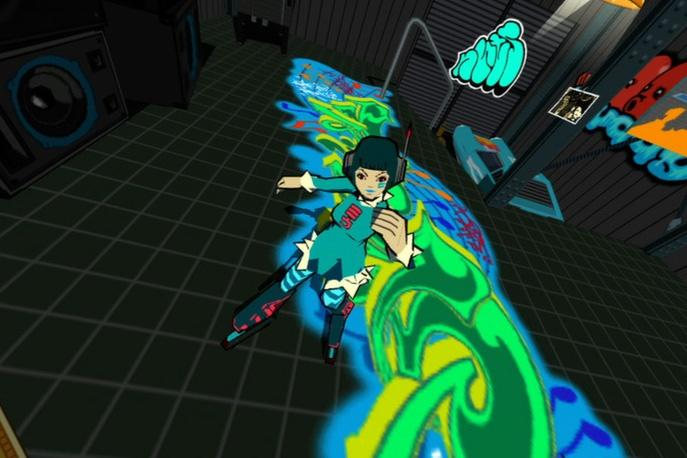 Sega classics Jet Set Radio, Golden Axe free on Steam for a