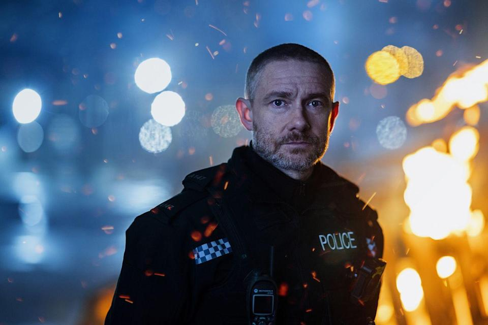 <p><strong>Release date: TBC on BBC Two</strong></p><p>A six-part crime drama is coming to the BBC, starring Martin Freeman as urgent response officer Chris and Adelayo Adedayo (Some Girls) as his partner.</p><p>The show takes place over a series of night shifts in Liverpool, in which Chris battles crisis after crisis — both physical and moral. As he tries to train up his rookie partner, Adedayo, the pair must find a way to navigate the relentless nature of their shifts whilst trying to understand each other.<br></p><p>Written by first-time author Tony Schumacher, the series is based on the former policeman's real-life experiences as an officer on the beat in the city, whilst struggling with his own mental health.</p><p>The project is currently filming as we speak, so whilst we have no firm release date yet, we're hoping we'll get to see it before the end of the year!</p>