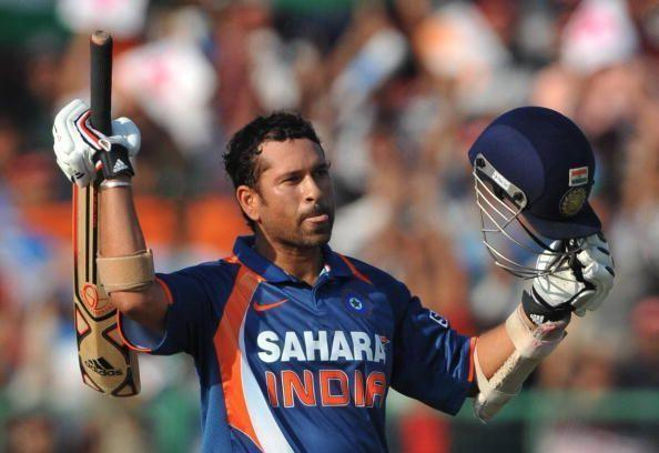 Sachin's batting was a perfect blend of balance, sublime timing and exquisite footwork