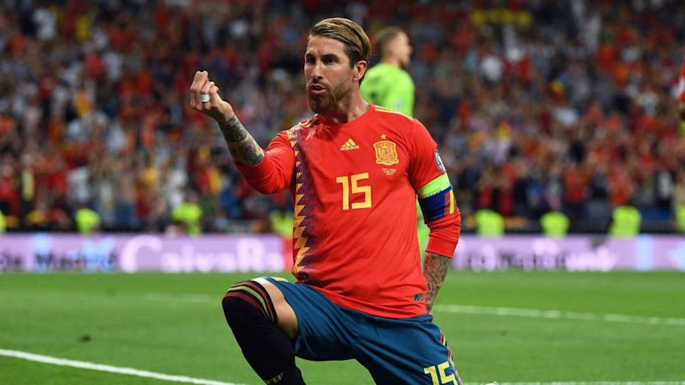 Sergio Ramos | David Ramos/Getty Images