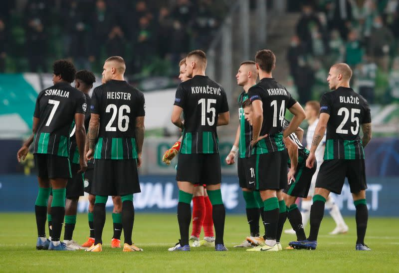 juventus opponent ferencvaros may have been exposed to coronavirus juventus opponent ferencvaros may have been exposed to coronavirus