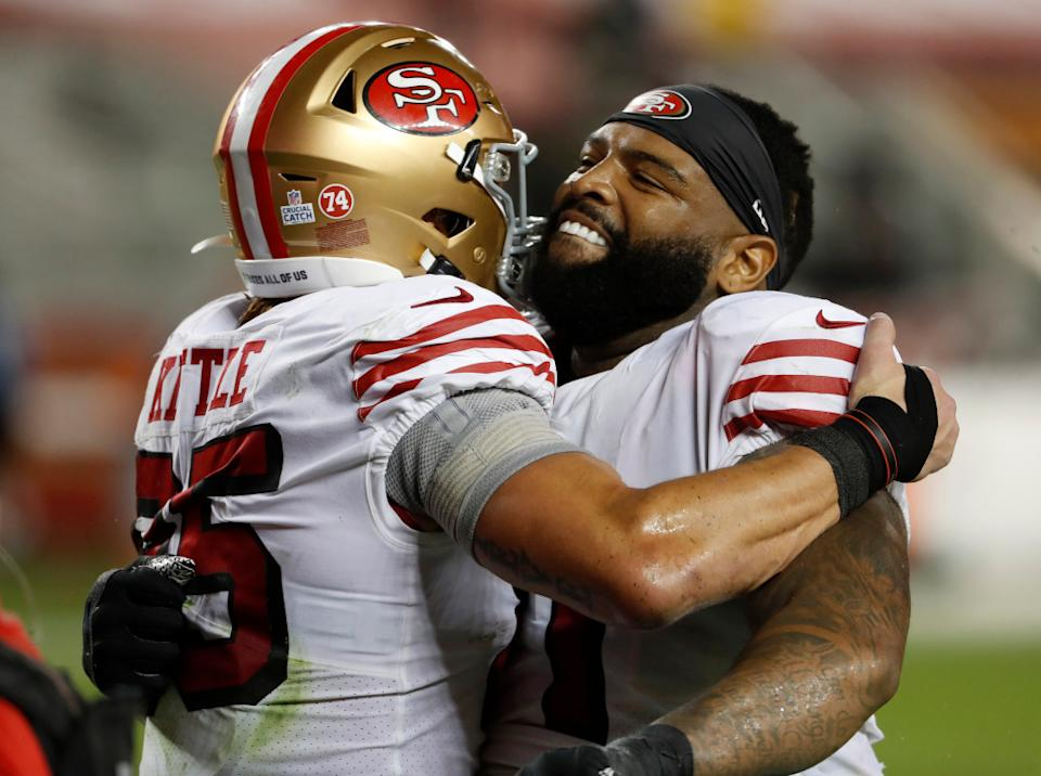 Kurtenbach: Survive and advance — the 49ers' best is yet to come