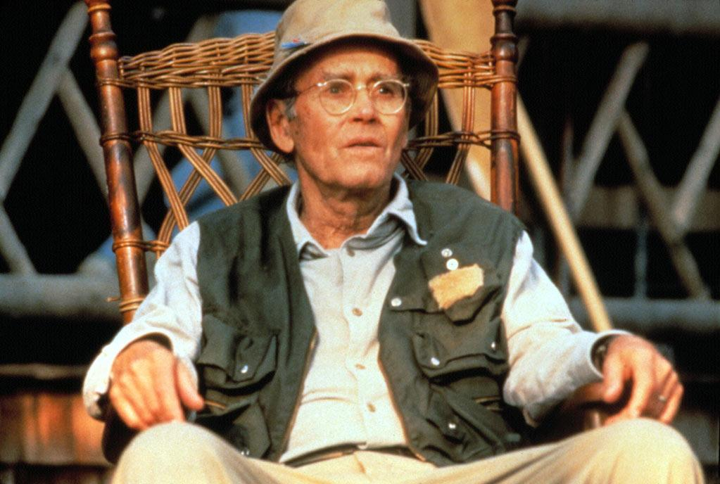 "Best Actor Winner - Henry Fonda, 76, ""On Golden Pond"""