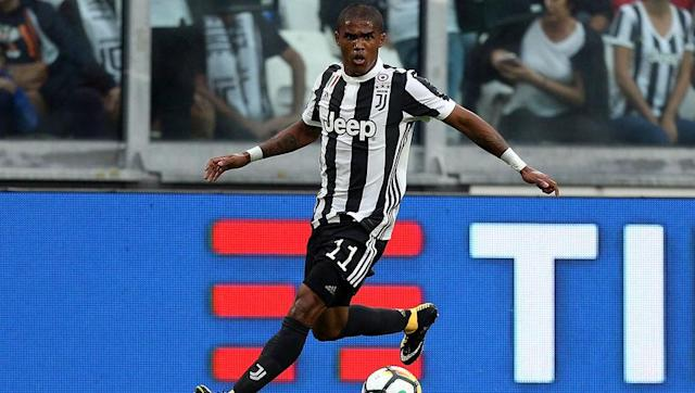 <p>Douglas Costa joined Juventus this summer from Bayern Munich on a loan deal with an option to buy. The Brazilian winger is known for adding pace and flair to whatever side he is playing for and has earned 20+ Brazil caps already in his career.</p> <br><p>During his two seasons in Germany Costa helped Bayern win back-to-back Bundesliga titles; the 26-year-old winger will be hoping to add to his trophy cabinet during his time with Juventus. </p> <br>