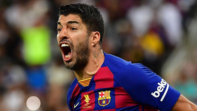 Barca's Luis Suarez: It is up to ourselves to improve things