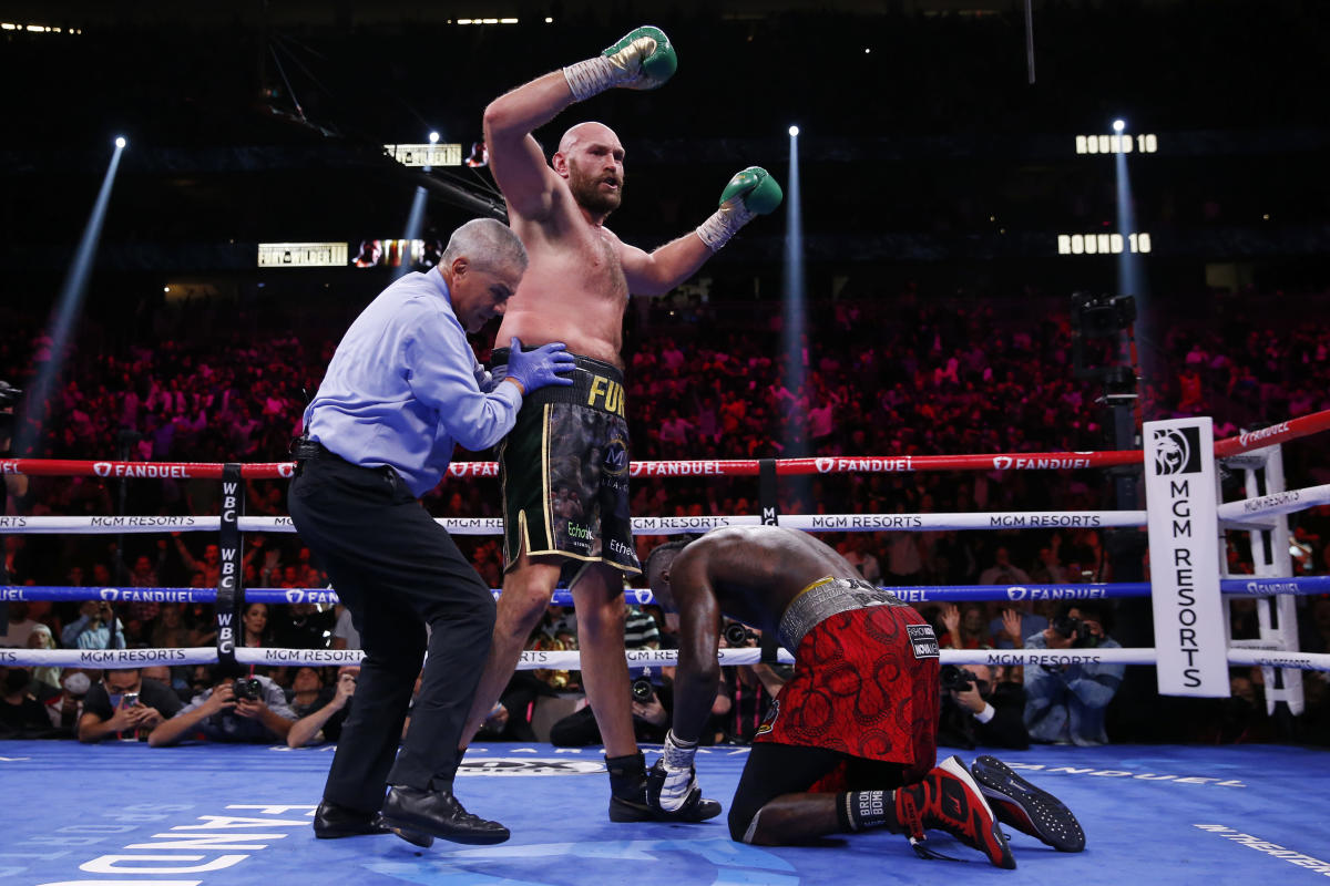 , Fury stops Wilder in 11th in another heavyweight thriller, The Evepost National News