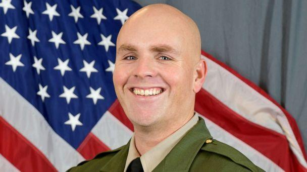 PHOTO: Sgt. Damon Gutzwiller, 38, was killed on June 6, 2020, in the Northern California town of Ben Lomond in what investigators suspect was an ambush that injured another officer. (Santa Cruz County Sheriff's Office)