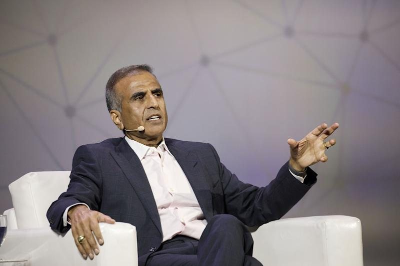 Indian Telecom Tycoon Bids for SoftBank-Backed OneWeb