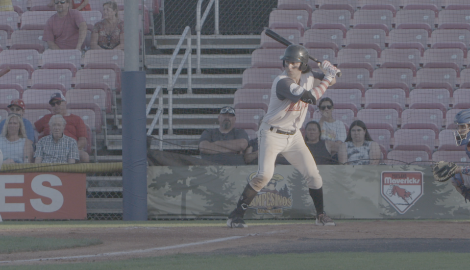 Bryan Ruby's play on the field vastly improved after he came out as gay, and he became one of the Volcanoes' best hitters with a .327 batting average, .401 slugging percentage, .413 on base percentage, and 33 RBI to go with one home run.