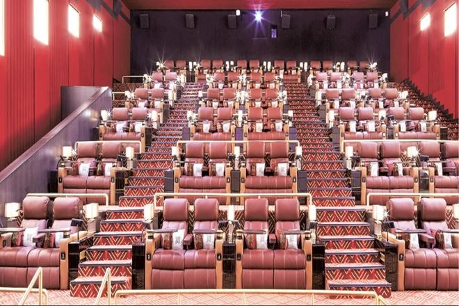 On average, most multiplexes earn 60% of their revenue from ticket prices, 25-30% from F&B and the rest from advertising.