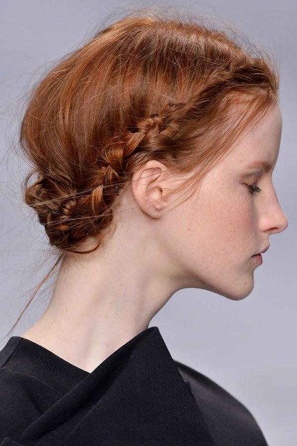 prom hairstyles braids1 Prom Hairstyles Perfect For Anyone With Thin Hair