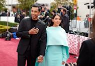 """<p>A huge question mark was placed not only on the Oscars, but its red carpet. As a glamorous petri dish of very famous people standing in very close quarters from all four corners of the world, it's a super spreader event that, arguably, wasn't worth the risk. And, <a href=""""https://www.esquire.com/uk/style/g35677030/best-dressed-men-golden-globes-2021/"""" rel=""""nofollow noopener"""" target=""""_blank"""" data-ylk=""""slk:as the Golden Globes so proved earlier this year"""" class=""""link rapid-noclick-resp"""">as the Golden Globes so proved earlier this year</a>, you don't actually need a physical red carpet to impress. Josh O'Connor, in Loewe, standing in what looked to be a very pleasant back garden gave us all the Hollywood romance we craved – and without a transatlantic carbon emission. </p><p>So do we even need the red carpet anymore? Yes. Yes we do. Because, just as the Zoom drinks of last April proved that these things are actually way better in real life, the procession of slebs heading into the gilded halls of the Academy Awards proved that they've still got it. The eventual winners weren't at all surprising – but the calibre of the clothes were.</p><p>Here are all the best-dressed guests from the Oscars (and a couple who tuned in from overseas).</p>"""