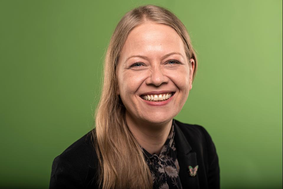 <p>Ms Berry, the party's Oxford-educated mayoral candidate and co-leader nationally, is running for City Hall for the third time</p> (Daniel Hambury/Stella Pictures Ltd)