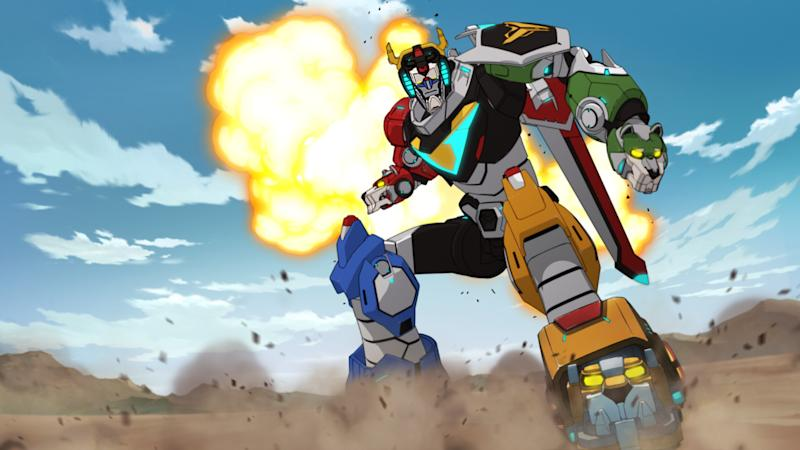 There's a Live-Action VOLTRON Movie in the Works at Universal