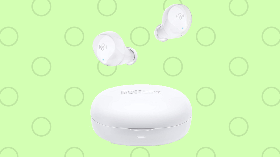Save 60 percent on these iTeknic Boltune Wireless Earbuds. (Photo: Amazon)
