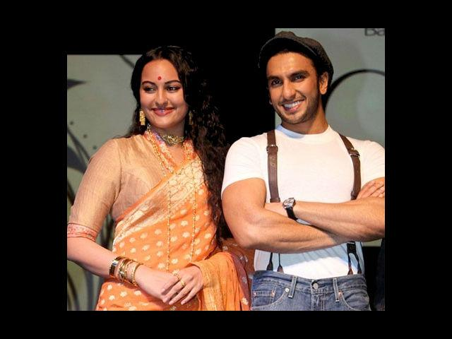 <b>6. Ranveer Singh and Sonakshi Sinha in Lootera</b><br> Udaan director Vikramaditya Motwane is now bringing together Ranveer Singh and Sonakshi Sinha in his next directorial venture 'Lootera'. The romance drama is partly inspired by American author O Henry's short story, 'The Last Leaf'. It's about a couple who elope, get married, get divorced, meet again after five years and realise that they still have feelings for each other.
