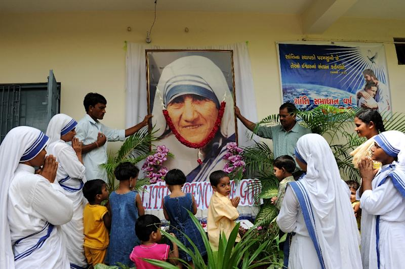 Mother Teresa was a missionary nun who became a global symbol of compassion