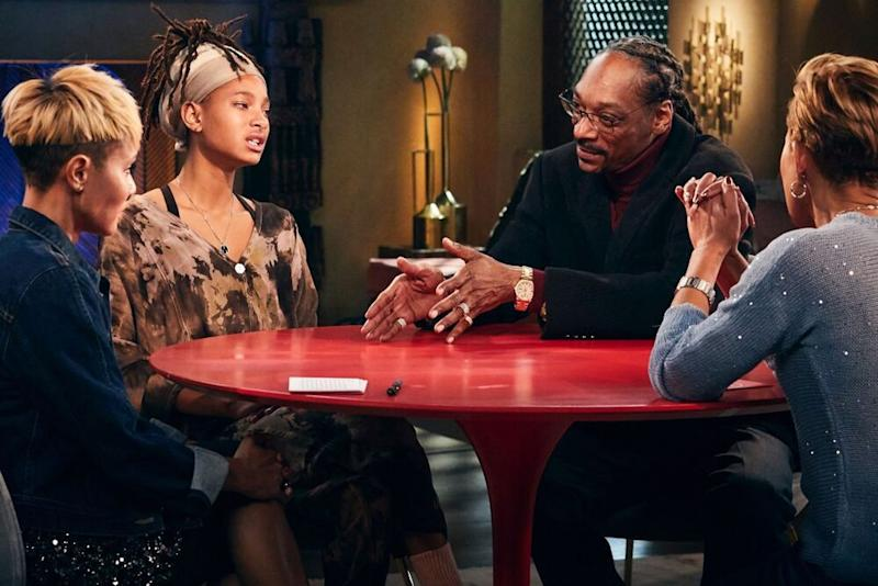 Red Table Talk | Eric Michael Roy